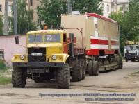 Тверь. Транспортировка трамвая ЛМ-99АЭН Пчелка: трамвайное депо №1