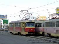 Тверь. Tatra T3 №124