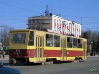 Тверь. Tatra T6B5 (Tatra T3M) №136