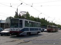 Тверь. Tatra T3 №111, 71-608К (КТМ-8) №155