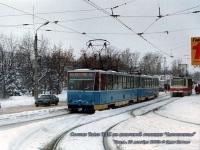 Тверь. Tatra T6B5 (Tatra T3M) №20, Tatra T6B5 (Tatra T3M) №30, 71-608К (КТМ-8) №260