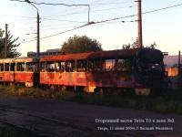 Тверь. Tatra T3 №210