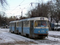 Тверь. Tatra T3 №211