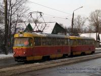 Тверь. Tatra T3SU №215, Tatra T3SU №216