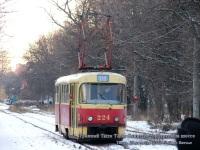 Тверь. Tatra T3 №224