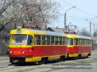 Тверь. Tatra T3SU №229, Tatra T3SU №230