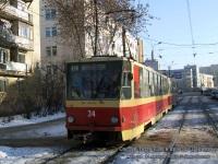Tatra T6B5 (Tatra T3M) №24