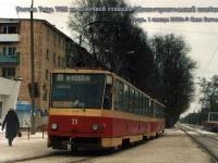 Тверь. Tatra T6B5 (Tatra T3M) №35