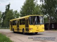 Тверская область. ЛиАЗ-5256 ак384