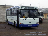 Торжок. ГолАЗ-5256R х024ео