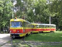 Tatra T3 №1168, Tatra T3 №1169