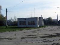 Здание диспетчерской на конечной станции УКСМ
