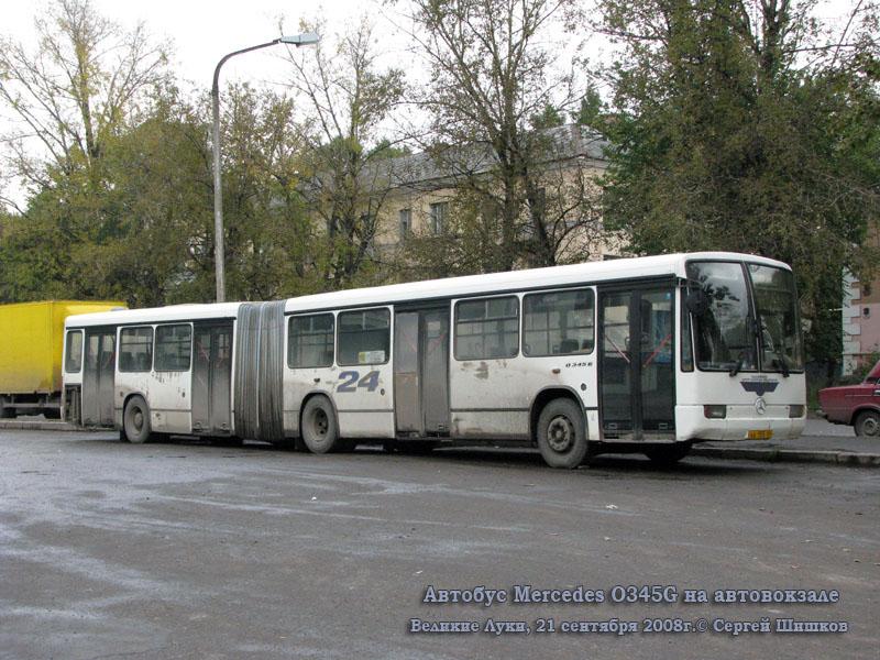 Великие Луки. Mercedes O345G аа155