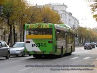 Владимир. Mercedes O405N CNG вр834