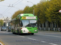 Владимир. Mercedes-Benz O405N CNG вр834