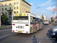 Владимир. Mercedes O405N CNG вр838