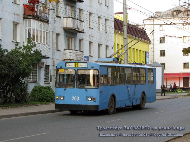 Владимир. ЗиУ-682В00 №200