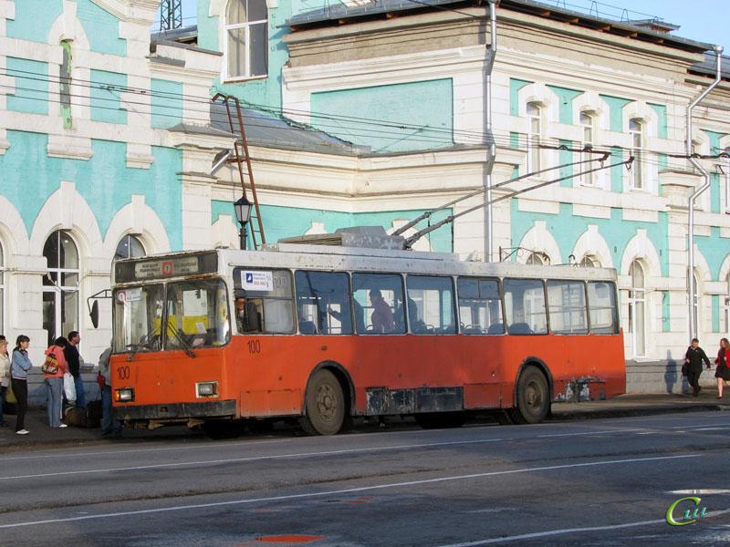 Вологда. ВМЗ-5298 №100
