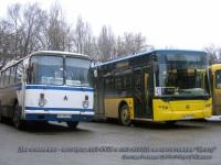 Донецк. ЛАЗ-А183 AH1912BM, ЛАЗ-695Н AH4952AM