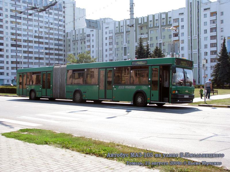Гомель. МАЗ-105.065 AA7087-3