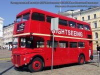 Хельсинки. Park Royal RM (AEC Routemaster) NEL-88