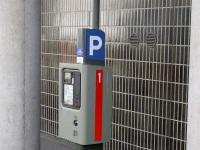 Ювяскюля. Билетный автомат на автобусной остановке