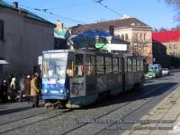 Львов. Tatra KT4 №1062