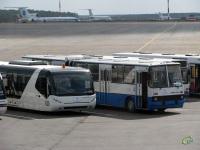 Москва. Ikarus 280 №603, Neoplan N9122L №620