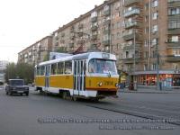 Москва. Tatra T3SU №2856