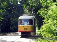 Москва. Tatra T3SU №3301