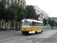 Москва. Tatra T3 (МТТЧ) №3371