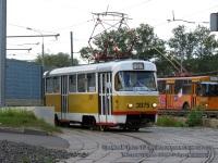 Москва. Tatra T3SU №3975