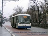 Москва. ТролЗа-5265.00 Мегаполис №7104