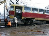 Одесса. Tatra T3 (двухдверная) №2982