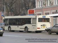 Ростов-на-Дону. МАЗ-103 мв861