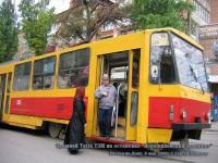 Ростов-на-Дону. Tatra T6B5 (Tatra T3M) №806