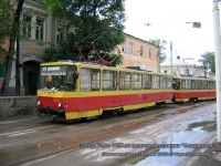 Ростов-на-Дону. Tatra T6B5 (Tatra T3M) №829, Tatra T6B5 (Tatra T3M) №830