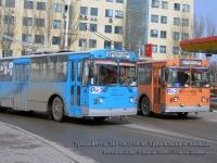 Ростов-на-Дону. ЗиУ-682Г-016 (012) №287, ЗиУ-682Г-016 (012) №295