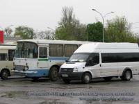 Таганрог. ЛАЗ-695Н а652ах, Ford Transit р358ве