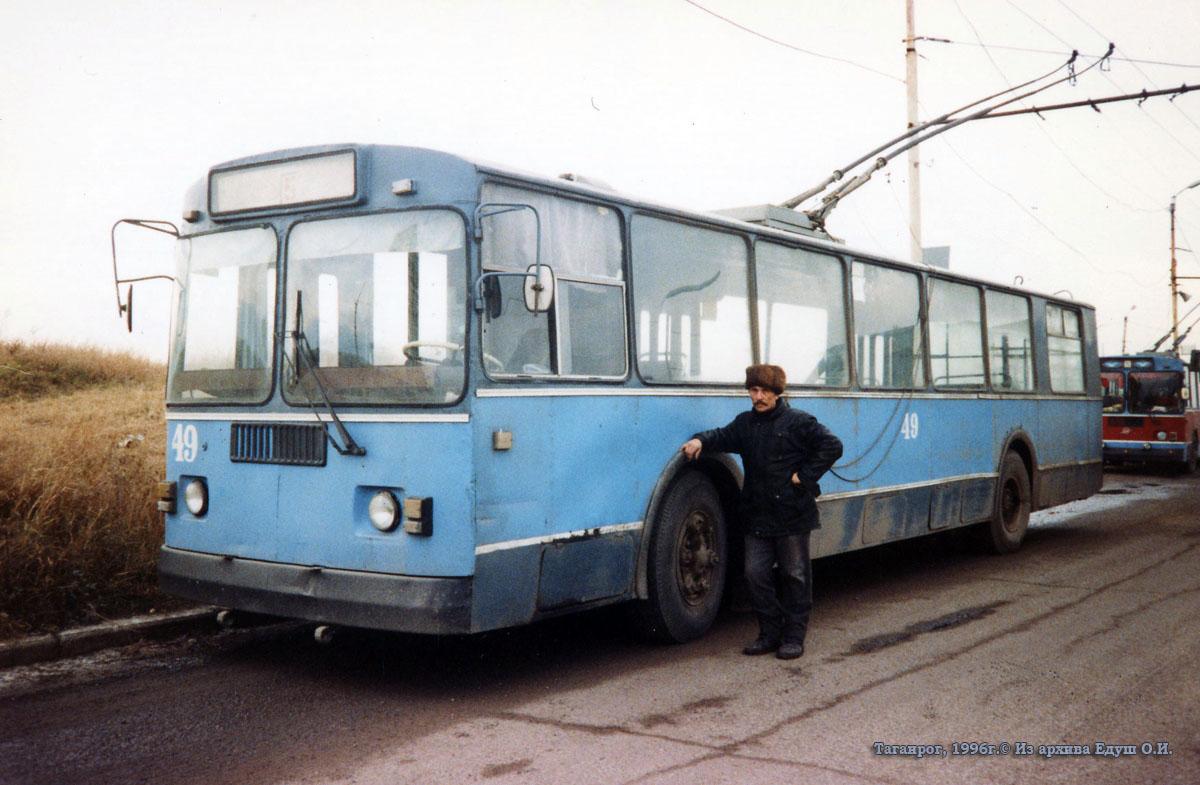 Таганрог. ЗиУ-682Г00 №49