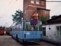 Таганрог. ЗиУ-682Г00 №49, ЗиУ-682Г00 №54