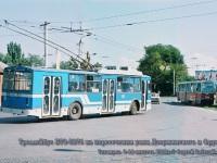 Таганрог. БТЗ-5276-01 №91, 71-605 (КТМ-5) №339