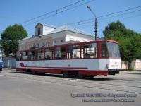Тула. Tatra T6B5 (Tatra T3M) №47