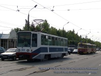 Тверь. Tatra T3SU №111, 71-608К (КТМ-8) №155