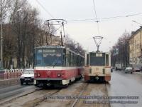 Тверь. Tatra T6B5 (Tatra T3M) №17, 71-608К (КТМ-8) №162