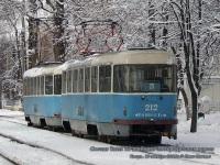 Тверь. Tatra T3SU №211, Tatra T3SU №212