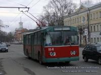 Тверь. ЗиУ-682В-012 (ЗиУ-682В0А) №114