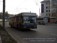Владимир. Mercedes-Benz O405N во582