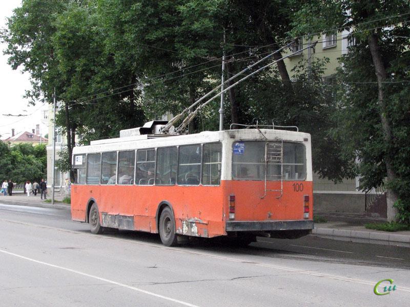Вологда. ВМЗ-5298.00 (ВМЗ-375) №100